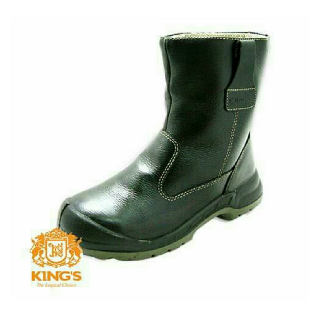 NEW  King s KWD 805 - Safety Boots  Next30 9757f472ef