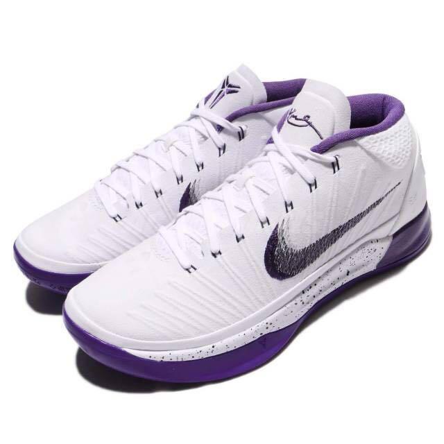 Kobe A.D. Baseline white purple us 12 3f3f1a75443d