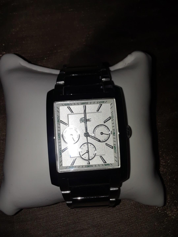 Lacoste men's watch - never worn