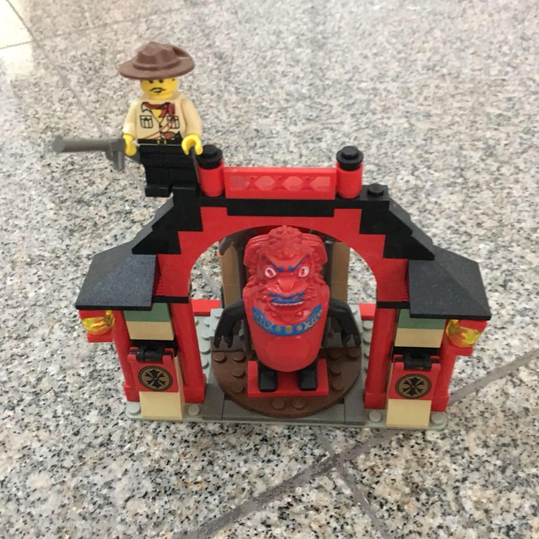 Lego Toys Games Bricks Figurines On Carousell Skeleton Tower 7093