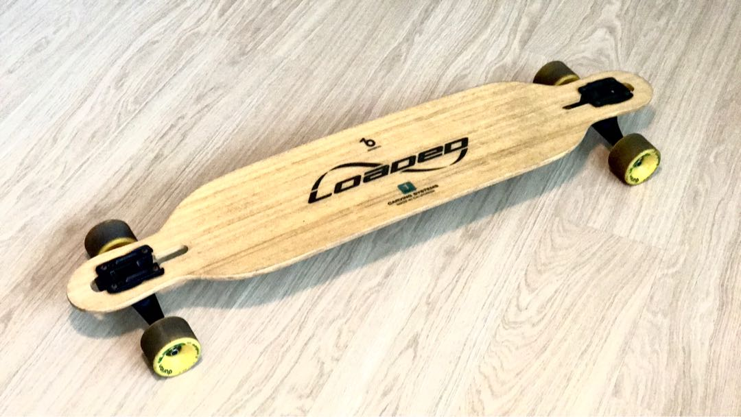Longboard - Loaded Dervish