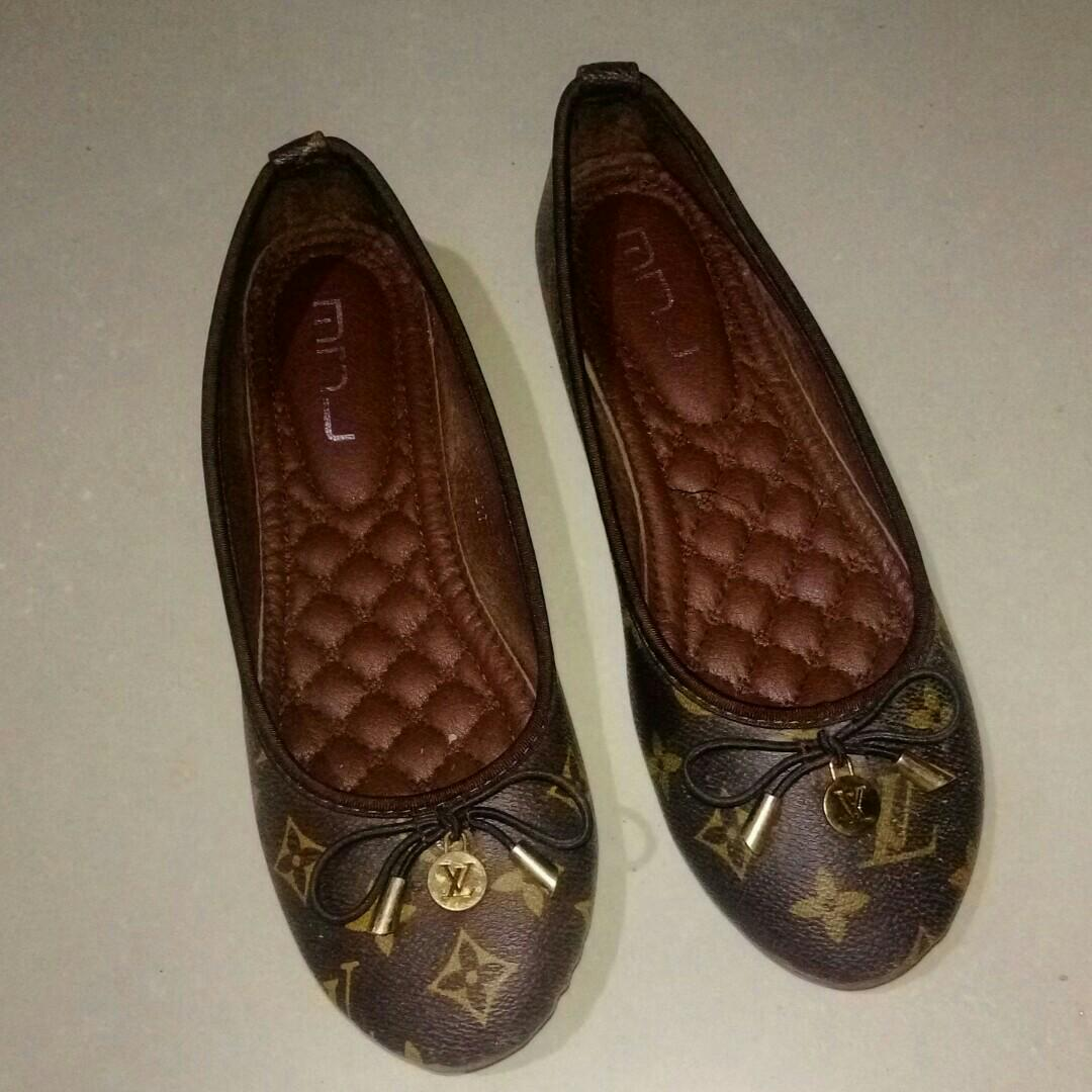 78ae3322e47d Louis Vuitton authentic doll shoes on Carousell