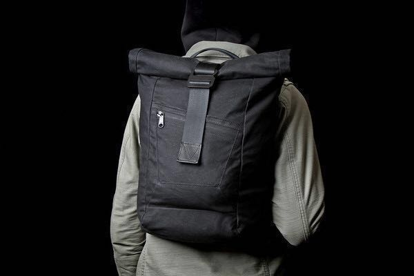 Modern Industry Drive Rolltop Backpack 210e8f9f51c90