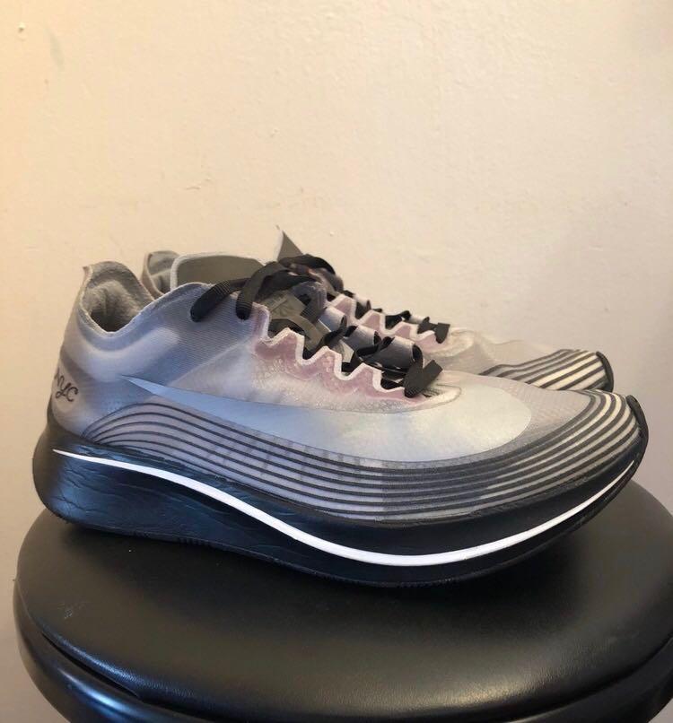 15d387e439b65 Nike Zoom Fly SP NYC Marathon US 8.5 UK 7.5