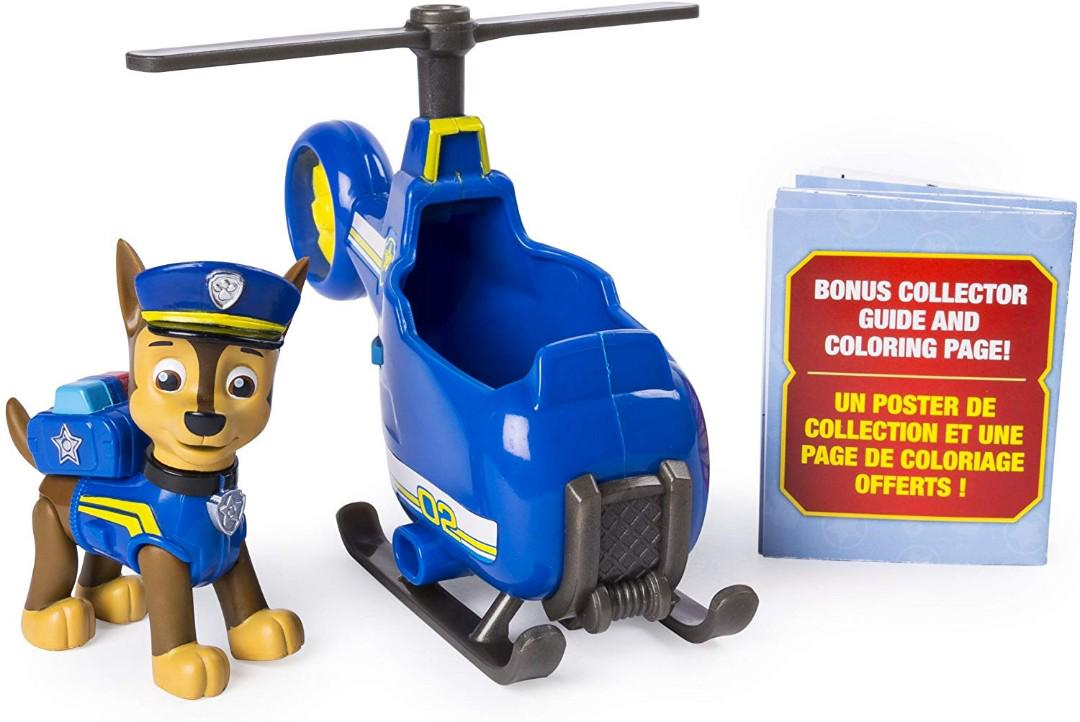 Paw Patrol Ultimate Mini Vehicles Marshall Chase Rocky Rubble