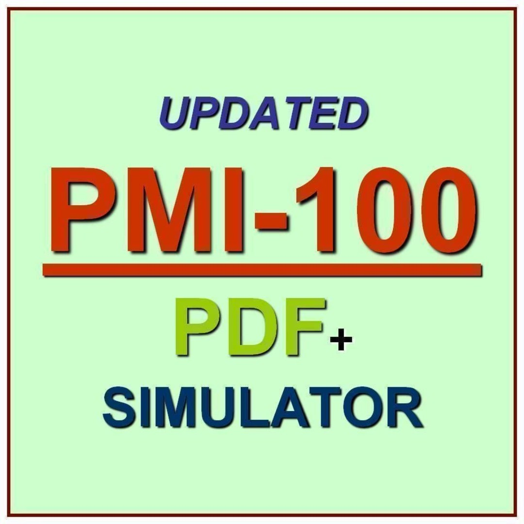Pmi Certified Associate In Project Management Capm Test Pmi 100 Exam