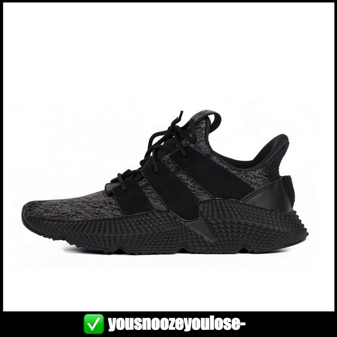 f3c1e0be1ef PREORDER  ADIDAS PROPHERE TRIPLE BLACK