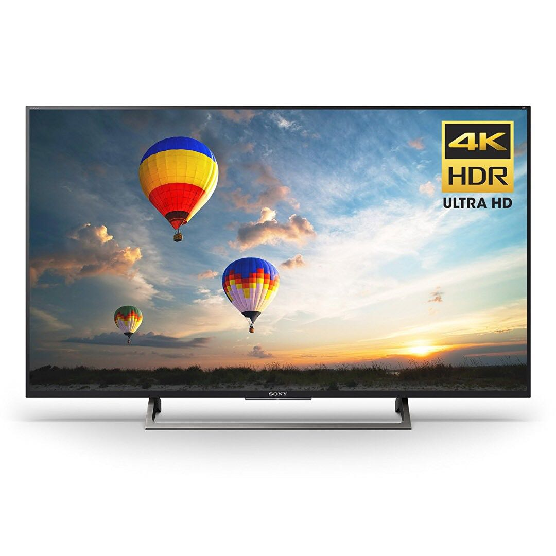 822897d23b3 Display set 2)Sony XBR-55X800E 55-inch 4K HDR Ultra HD Smart LED TV ...