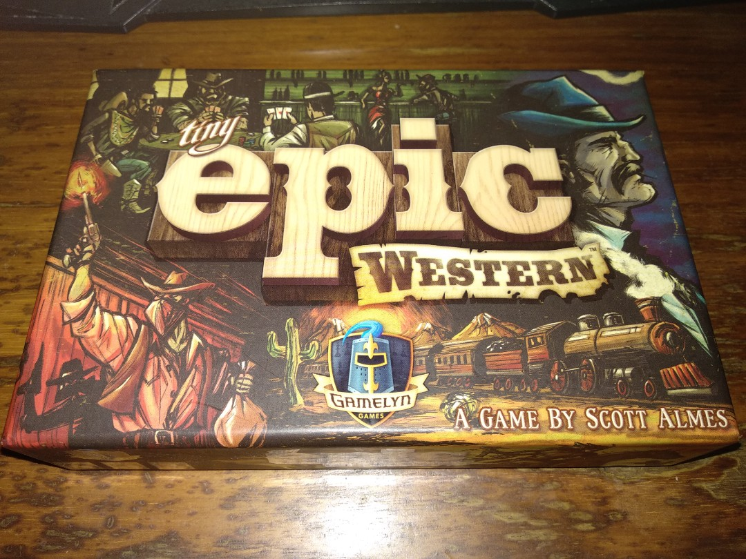 Tiny epic western deluxe edition