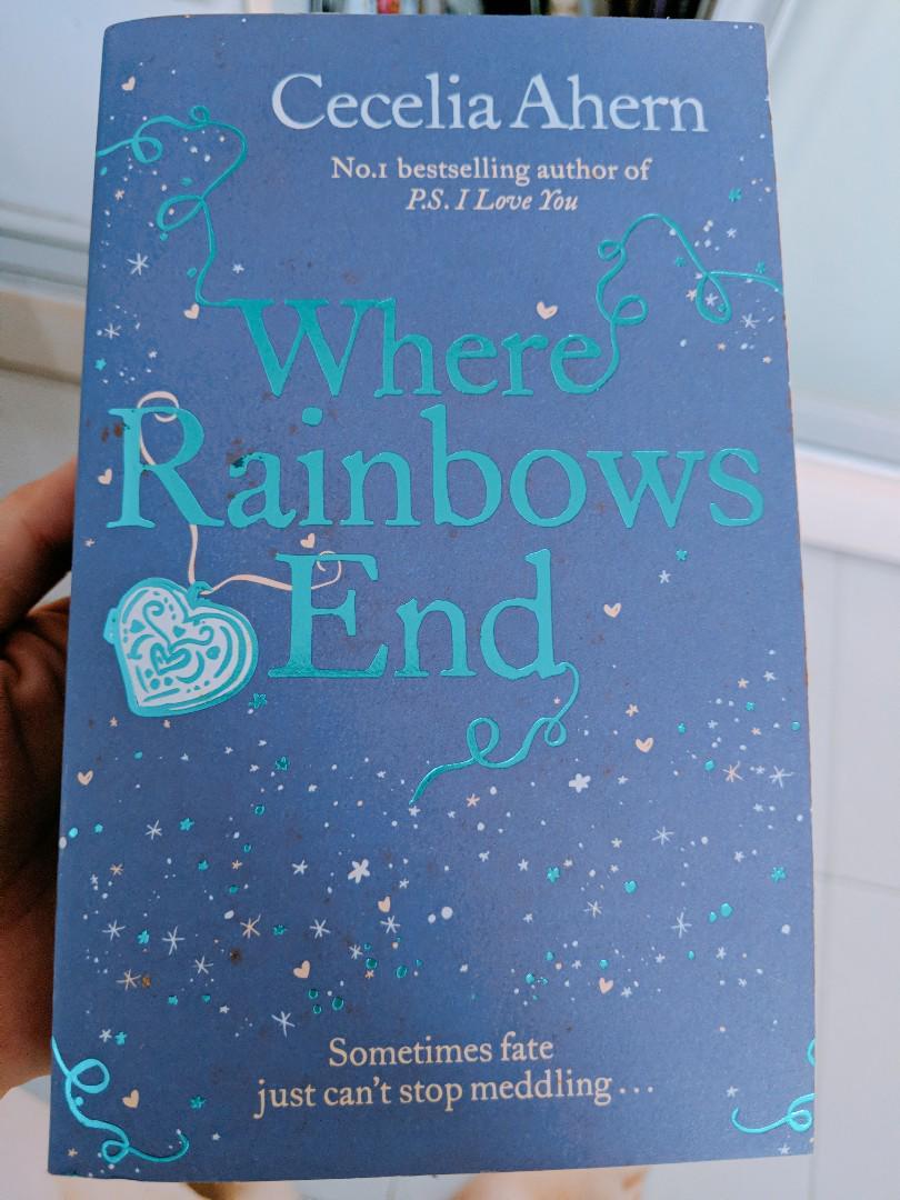 Where Rainbows End Cecelia Ahern