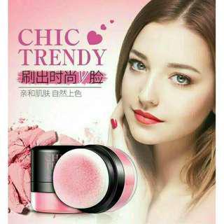 Chic trendy set rose blush Import Original