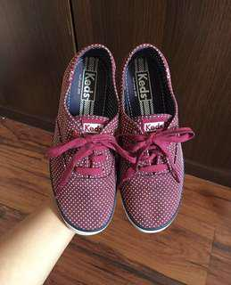 Keds shoes pink