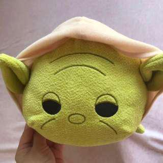 Star war Tsim stackable plush yoda