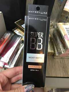 全新-Maybelline BB霜