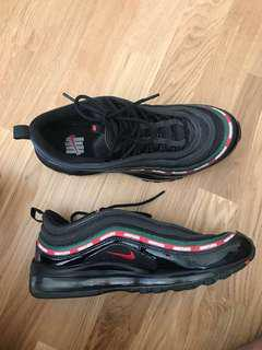 Air Max 97 Undefeated (Black) US 10
