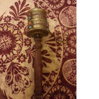 西藏轉經筒