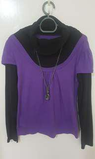 Purple Princess Top