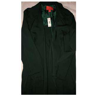 Green Joe Fresh Fall Trench Coat