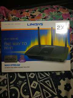 Wts brand new Linksys ac1900+ router