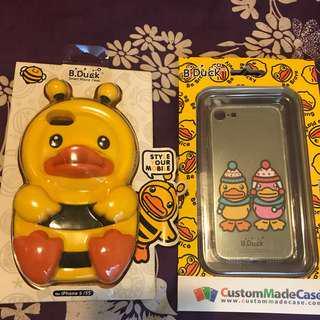 原價放售正版B.Duck電話套2款