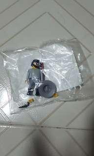 Playmobil hunter figurine