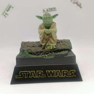 Star Wars Yoda master diaroma (mini figure)