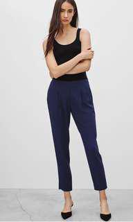 Aritzia Cohen Pant Navy Size 6