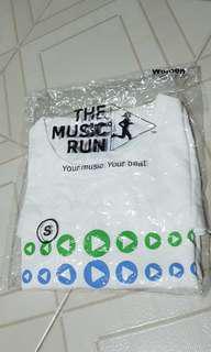 The Music Run 2018 Women's S Shirt