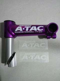 Answer A.tac 1 1/8 quil stem 3dv