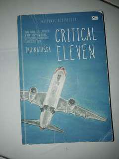 NoveL Critical Eleven #UBLFAIR