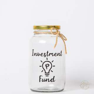 Investment Fund Jar (IF02)