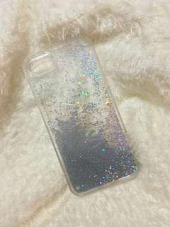 holographic iphone 7/8 case