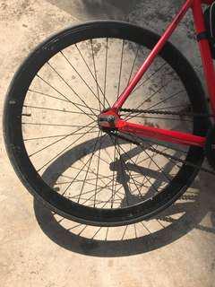 Wheelset for fixie