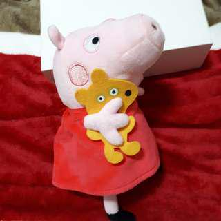 🚚 佩佩豬玩偶