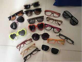 眼鏡 平光眼鏡 太陽眼鏡