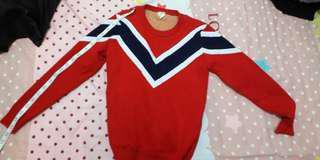 超保暖毛毛衣6~8歲