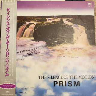 The Silence of the Motion ~ PRISM 日版