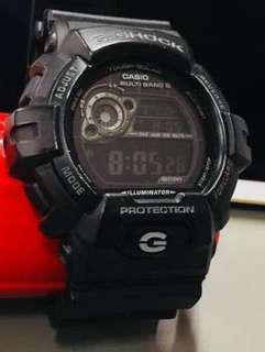 Casio G shock GW 8900A Japan Domestic