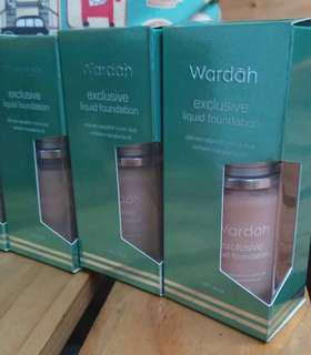 Wardah foundation beige (PCs)