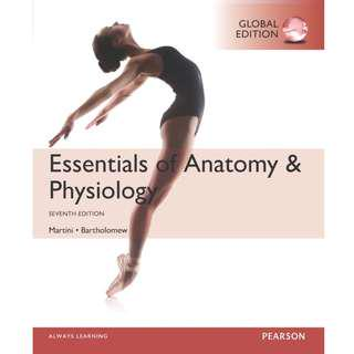 Essentials of anatomy & physiology 7th Global edition