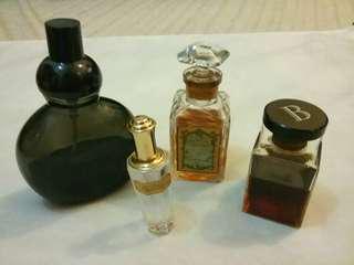 懷舊香水樽 60-80年代