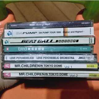 Mr. Children / DA PUMP ......CD /VCD