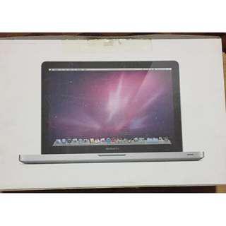 2011 MacBook Pro 13-Inch (Thunderbolt)