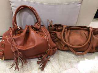 Bags; ladies handbags