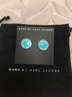 Marc by Marc Jacobs Green earrings