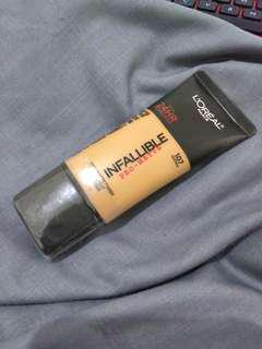 NEW Loreal Infallible Pro Matte