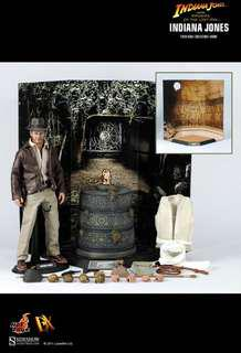 Hot Toys Indiana Jones & the Raiders of the Lost Ark DX05