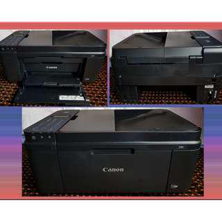 Canon Pixma E480 3-in-1 (Print-Scan-Copy)