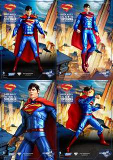 Play Imaginative New 52 Superman Diecast 1/6 Scale