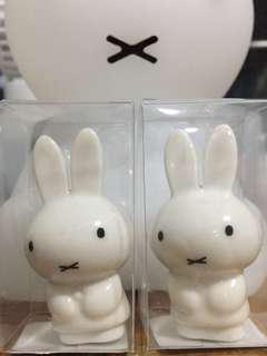 Miffy 米菲兔日本制陶瓷小擺設